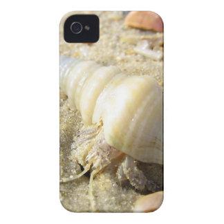 Cangrejo de ermitaño carcasa para iPhone 4
