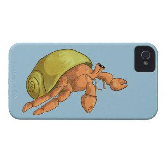 Cangrejo de ermitaño carcasa para iPhone 4 de Case-Mate