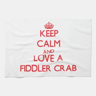Cangrejo de Fiddler