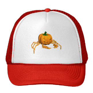 Cangrejo de Halloween Gorra
