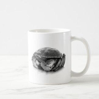 Cangrejo de roca de Nueva Inglaterra II Tazas De Café