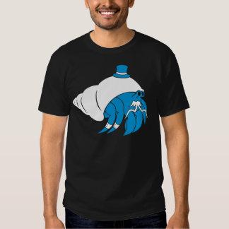Cangrejo del sir ermitaño camisas