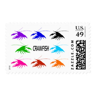 cangrejos (cangrejos) sellos
