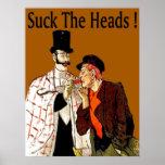 Cangrejos: ¡Chupe las cabezas! Poster