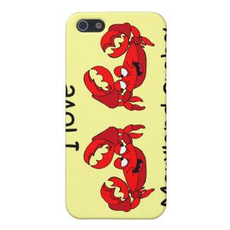 Cangrejos de Maryland iPhone 5 Carcasa