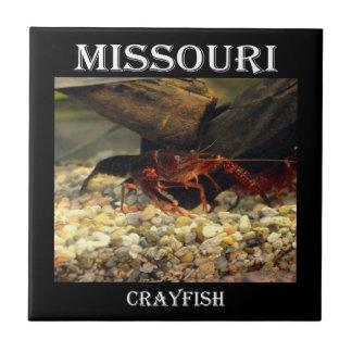 Cangrejos de Missouri Teja Cerámica