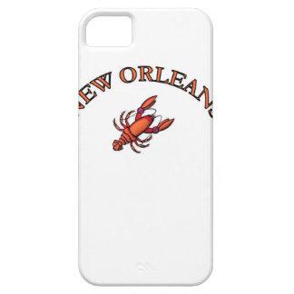 Cangrejos de New Orleans Funda Para iPhone SE/5/5s