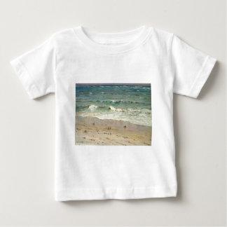 Cangrejos en la playa de D. Howard Hitchcock T-shirt