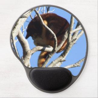 Canguro de árbol Mousepad Alfombrillas Con Gel