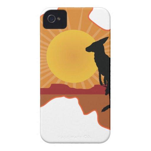 Canguro de Australia Case-Mate iPhone 4 Carcasa