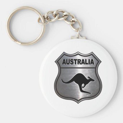 Canguro de Australia Llaveros Personalizados