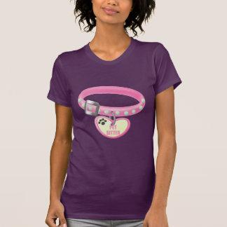Canguro del mascota (cuello rosado) poleras