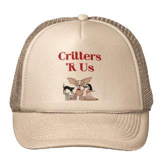 Canguro del mascota, Groomer del mascota o gorra d