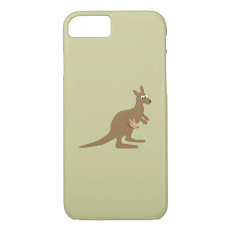 Canguro y Joey lindos Funda iPhone 7