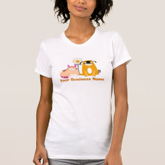 Canguros del mascota camiseta