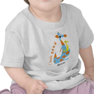 canguru camisetas