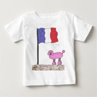 Caniche de Je T'aime del francés Playeras