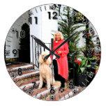 Caniche estándar del albaricoque - Bocelli Reloj