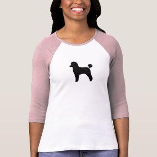 Caniche (juguete, cordero cortados) camiseta