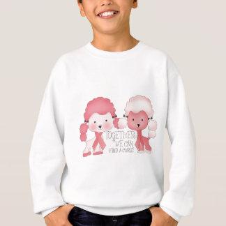 Caniche-Junto rosado podemos encontrar una Sudadera