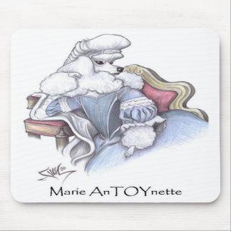 Caniche Mousepad de Marie AnTOYnette Alfombrilla De Raton