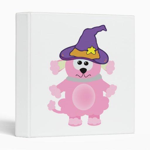 caniche rosado de los goofkins witchy