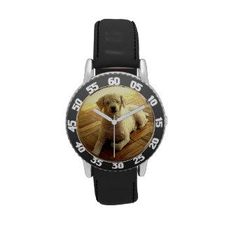 Caniche Reloj De Mano