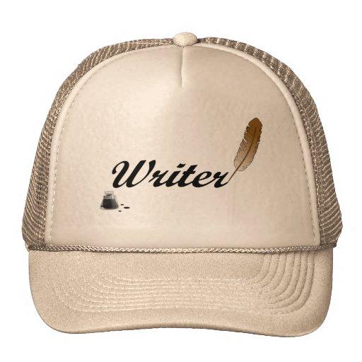 Canilla del escritor gorra