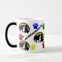 Canine Cancer Awarness  Magic Mug