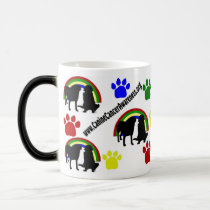 Canine Cancer Awarness  Magic Mug
