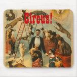 Canine Circus - Mousepad #2