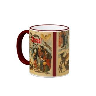 Canine Circus - Theater Mug #5 mug