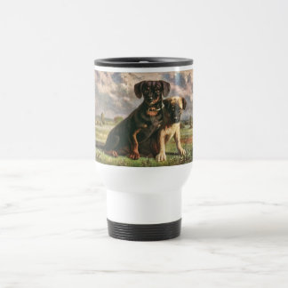 Canine Friends Travel Mug
