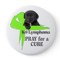 Canine Lymphoma - Cancer Bites Button