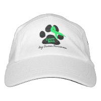 Canine Lymphoma - Cancer Bites Headsweats Hat