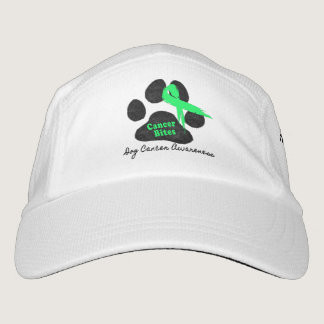 Canine Lymphoma - Cancer Bites Headsweats Hat