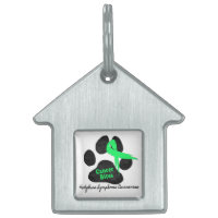 Canine Lymphoma - Cancer Bites Pet Tag