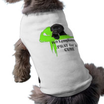 Canine Lymphoma - Pray for a Cure Tee