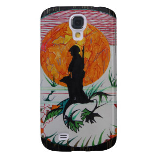 Canine Moment Galaxy S4 Case
