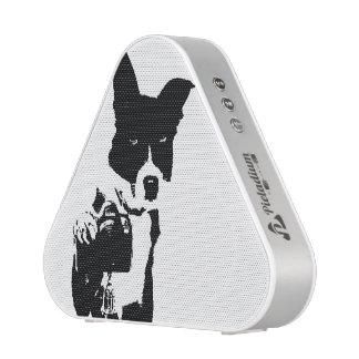 Canine Photographer Bluetooth Speaker