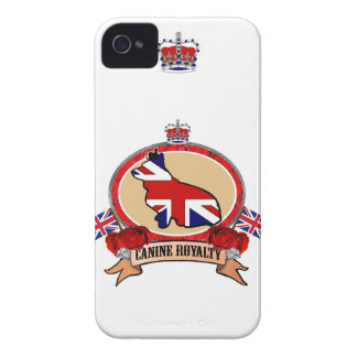 Canine Royalty Corgi diamond jubilee iphone case iPhone 4 Covers