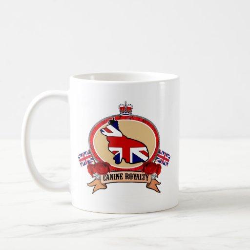 Canine Royalty Diamond Jubilee Corgi mug