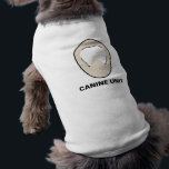 """&quot;Canine Unit&quot; Dog Sweater Shirt<br><div class=""""desc"""">Only your dental friends will get this one!</div>"""