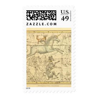 Canis Major, Canis Minor, Monoceros, Argo Navis Postage