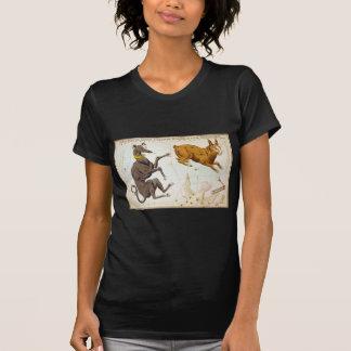 Canis Major, Lepus, Columba Noachi & Cela Sculptor T-Shirt