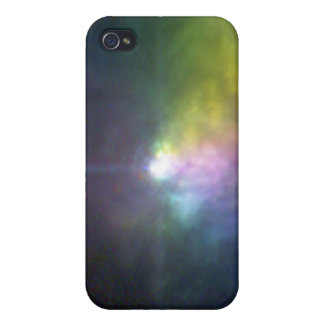 Canis masivo Majoris - luz polarizada de la iPhone 4 Fundas