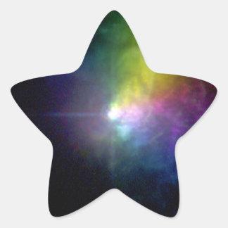 Canis supergigante Majoris de la estrella VY Colcomanias Forma De Estrella
