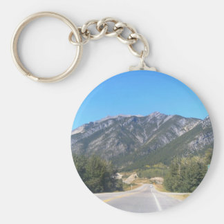 Canmore Key Chain