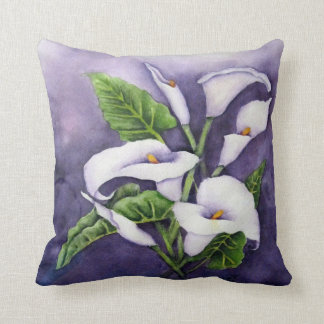 Canna Lily Pillow