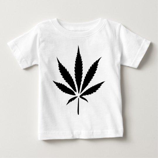 cannabis hemp leaf baby T-Shirt